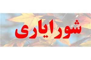 برگزاری انتخابات شورایاریها؛  ۴ مرداد