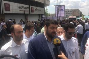 کولیوند: ایستادگی مردم ایران در دفاع از مظلومان تلنگری به دیگر ملتهای دنیاست