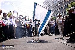 راهپیمایی روز جهانی قدس در تهران  3