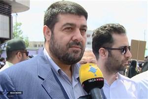 رئیس اورژانس کشور: ایستادگی مردم ایران در دفاع از مظلومان، تلنگری به دیگر ملتهای دنیاست