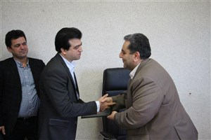 معاون علمی (آموزشی و پژوهشی) دانشگاه آزاد اسلامی واحد نور منصوب شد