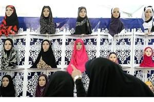 افزایش انگیزه استفاده از حجاب اسلامی/استقبال و بازدید روزانه هزاران نفر از نمایشگاه حجاب و عفاف