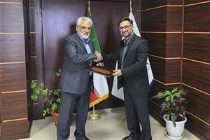 دهقانی فیروزآبادی، سرپرست پارک علم و فناوری دانشگاه آزاد اسلامی شد