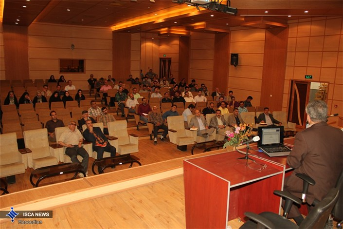 سمینار نظام مهندسی ساختمان در دانشگاه آزاد شاهرود
