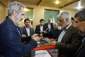 دکتر طهرانچی از دانشگاه آزاد اسلامی واحد کرج بازدید کرد