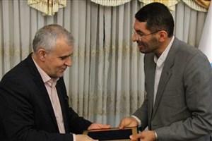معاون پژوهش و فناوری دانشگاه آزاد اسلامی واحد ساری معرفی شد
