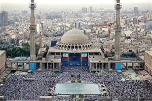 آمادگی پلیس پایتخت برای اقامه نماز عید فطر