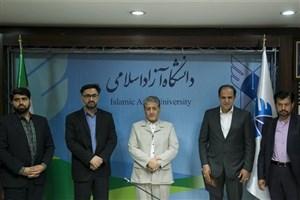پارک علم و فناوری دانشگاه آزاد اسلامی ساختار چابکی دارد