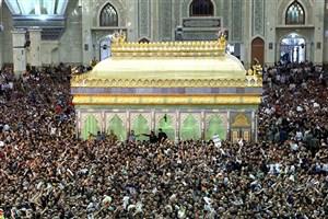 استقرار سایت سیار رصد در حرم مطهر امام