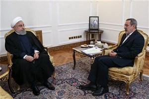 رئیس جمهور با استعفای وزیر آموزش و پرورش موافقت کرد