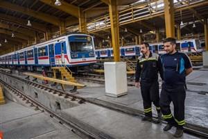 تولید واگن مترو بومی نشان از توان بالای علمی ایران است