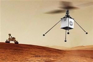 جت ناسا به مریخ می رود