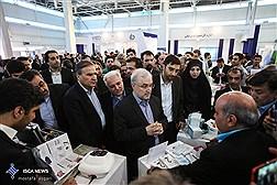 افتتاحیه بیست دومین نمایشگاه ایران هلث با حضور وزیر بهداشت