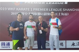IAU Karatekas Win Medals at Karate 1-Premier League