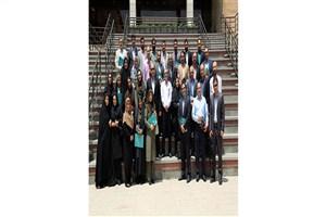 نشست رؤسا و مدیران روابط عمومیهای دانشگاههای منطقه یک تهران برگزار شد