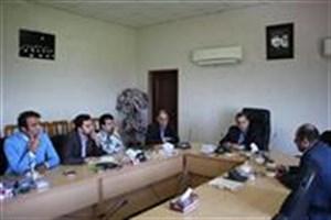 نخستین جلسه مرکز رشد اقماری دانشگاه آزاد اسلامی واحد نور برگزار شد