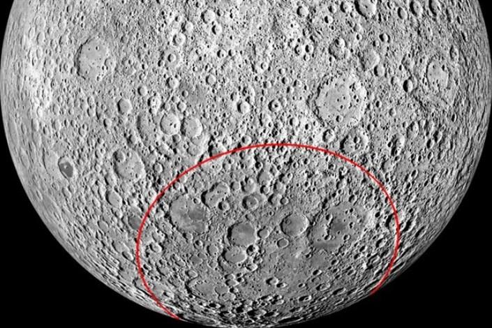 کشف یک ویژگی شگفتانگیز دیگر ماه
