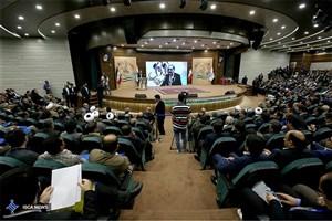 گزارش موبایلی ایسکانیوز از مراسم سالگرد تأسیس دانشگاه آزاد اسلامی