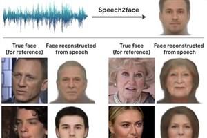 ایجاد سیستم تشخیص چهره با استفاده از صدا