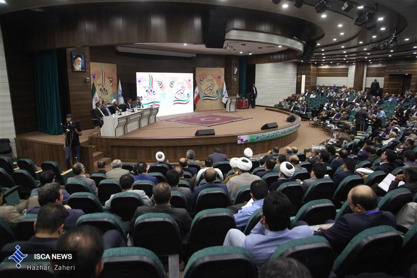 دومین روز همایش روسای واحد های دانشگاه آزاد اسلامی