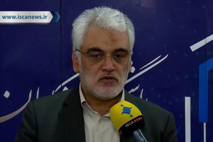 دکتر طهرانچی: میخواهیم با برنامه تحولی در گام دوم دانشگاه آزاد اسلامی بر کل آموزشعالی اثر بگذاریم