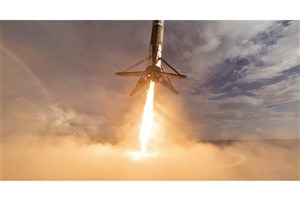 ارسال ۳ ماهواره به فضا توسط SpaceX