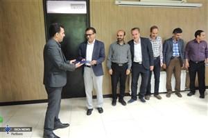 سرپرستان معاونت علمی و اداره کل توسعه مدیریت و منابع واحد دهاقان منصوب شدند