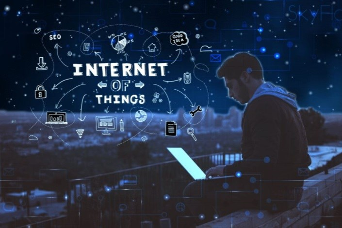 اینترنت اشیا'