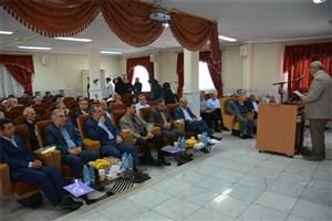 اولین گردهمایی خیرین سلامت بیمارستان 22 بهمن واحد مشهد برگزار شد