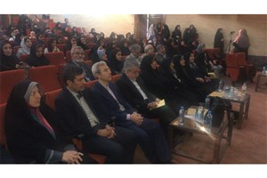 تجلیل از دانشجویان برتر علمی و ورزشی دانشگاه الزهرا