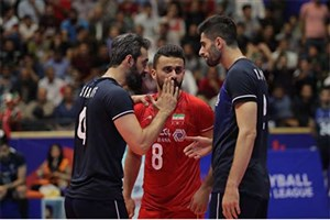 پیروزی شیرین و سخت ملیپوشان والیبال /ایران3 لهستان2
