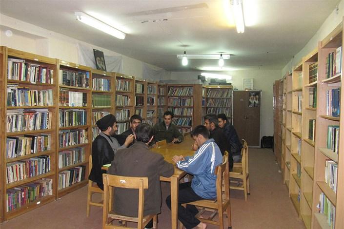 فعالیت ۴۳۰ کتابخانه مخزندار در مساجد تهران