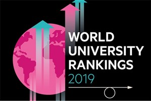 Top Iranian Universities among 2019 THE World University Rankings