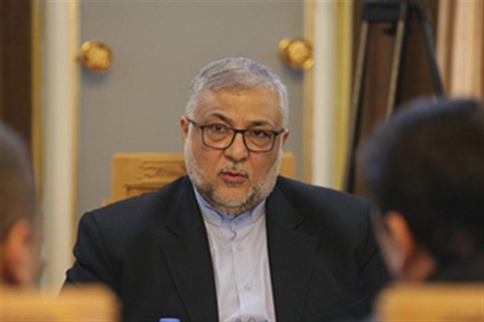 ابوذر ابراهیمیترکمان-رییس سازمان فرهنگ و ارتباطات اسلامی