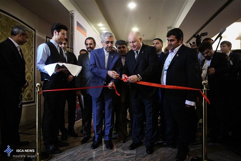 دومین همایش تجاری ایران و قفقاز شمالی(روسیه)