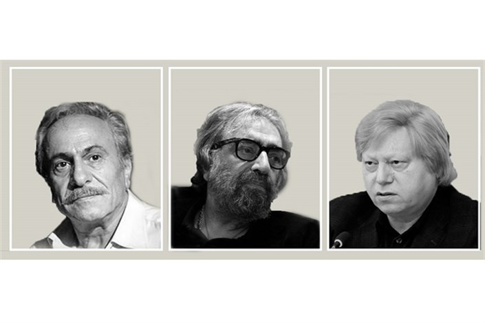 سید محمد بهشتی، مسعود کیمیایی و ایرج راد