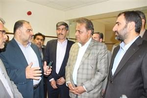 بیمارستان امام علی(ع) واحد کازرون تجهیز و راه اندازی می شود