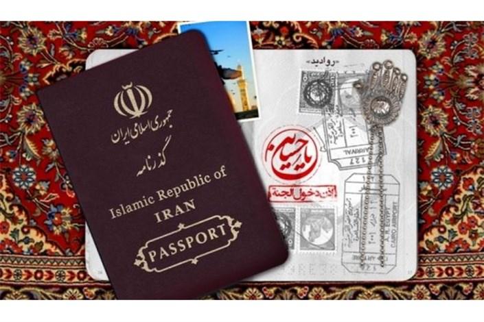 صدور همزمان گذرنامه و ویزای اربعین در دفاتر پلیس +10
