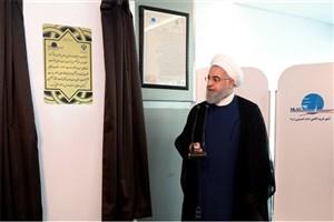 روحانی «ترمینال-گالری سلام» در فرودگاه امام(ره) را افتتاح کرد