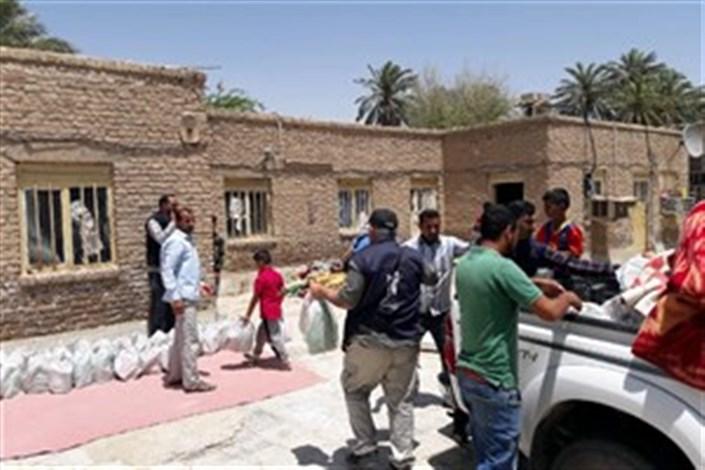 روند کمک رسانی به سیل زدگاه خوزستانی سرعت گرفت