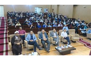 اولین همایش جامع هدایت تحصیلی دانش آموزان در واحد رامسر برگزار شد