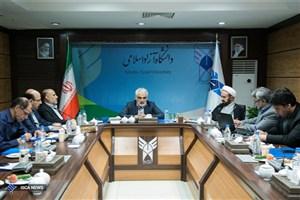 جزئیات اولین جلسه شورای عالی ورزش دانشگاه آزاد/ مدل ورزشی دانشگاه آزاد با حضور نخبگان تشریح شد