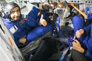 غذا، دغدغه مهم فضانوردان