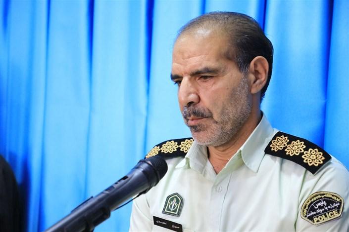 سرهنگ حسین محمدی