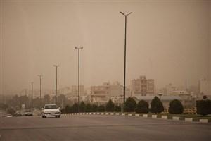هوای اصفهان در وضعیت خطرناک