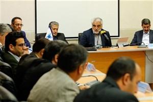 جلسه شورای دانشگاه آزاد اسلامی استان فارس برگزار شد