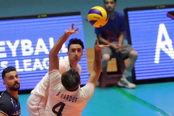 والیبال ایران - پرتغال
