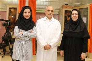 شانزدهمین دوره آزمون صلاحیت بالینی دانشگاه علوم پزشکی آزاد اسلامی صبح امروز، برگزار شد