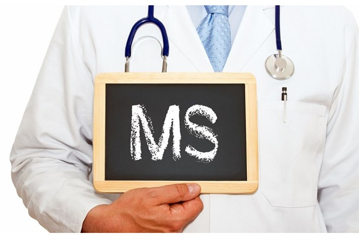 بیماران مبتلا به MS
