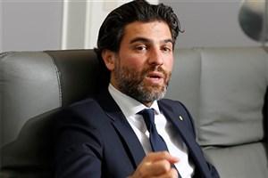 یک ایرانی رئیس اتحادیه فوتبال بلژیک شد